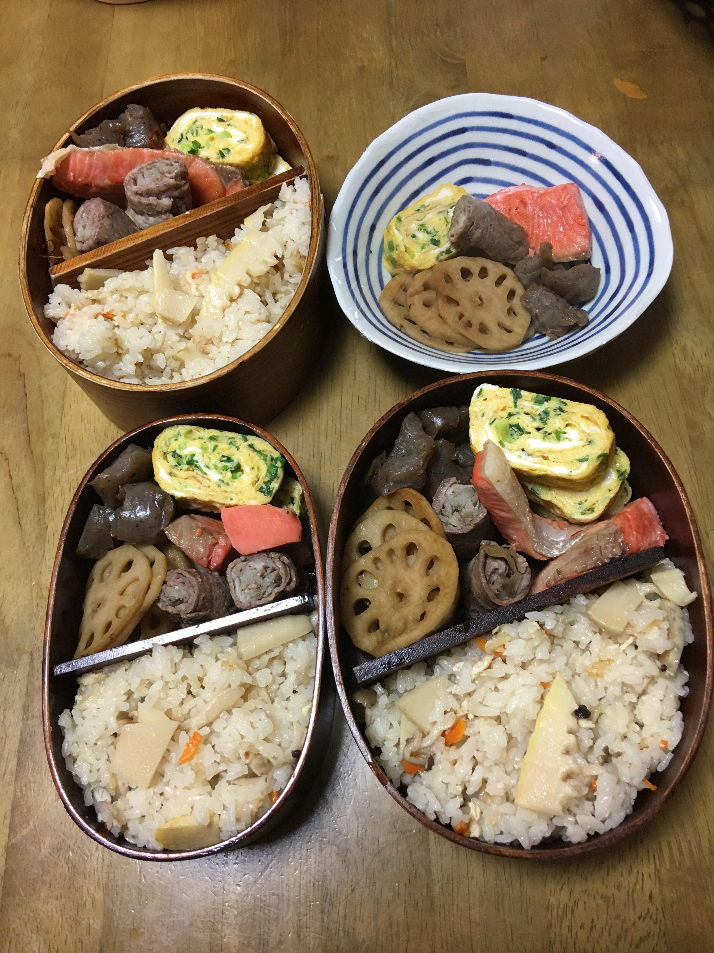 タケノコご飯/TOKU