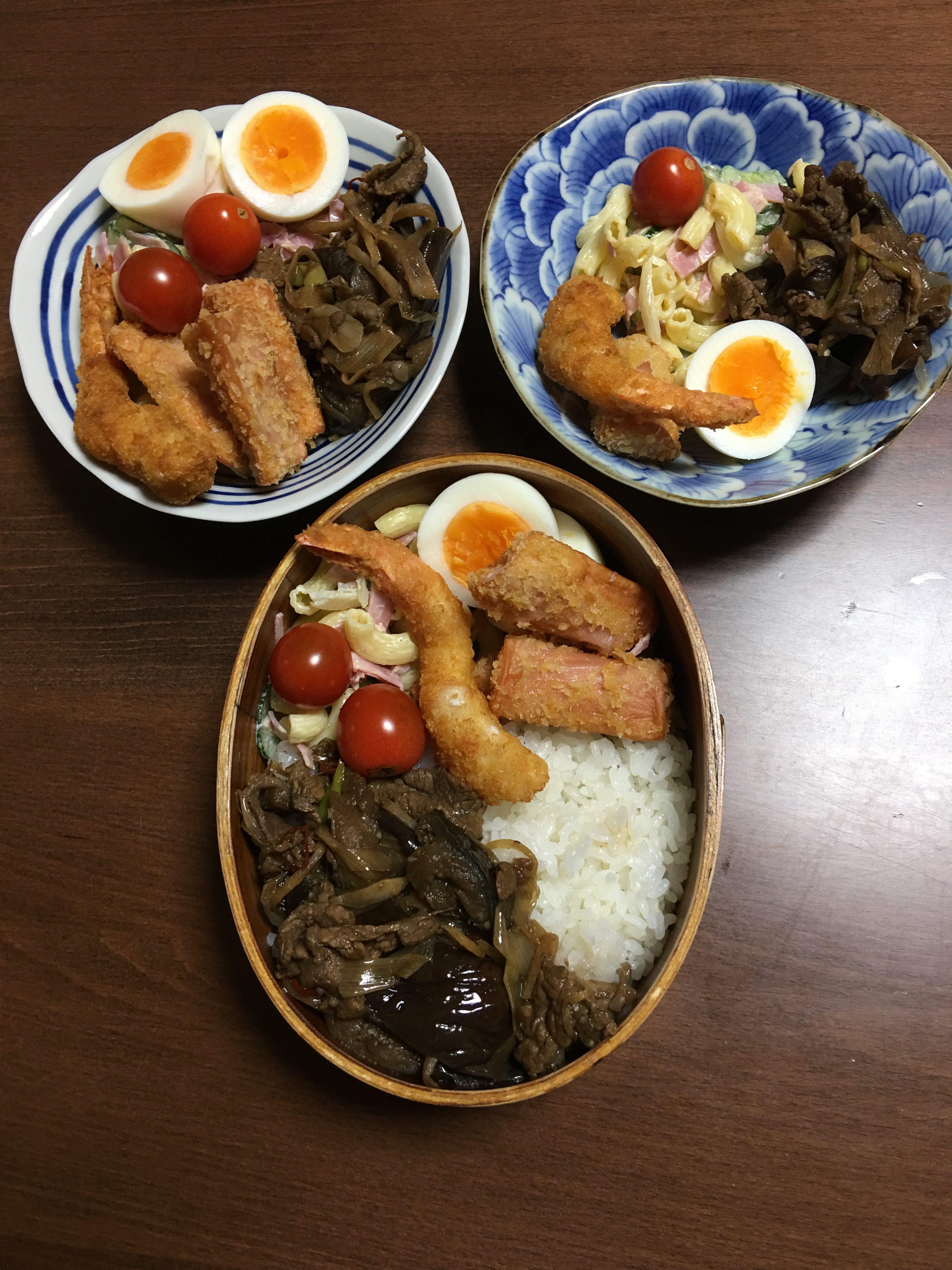 牛肉・なす炒め/トミーフラナガントリオ