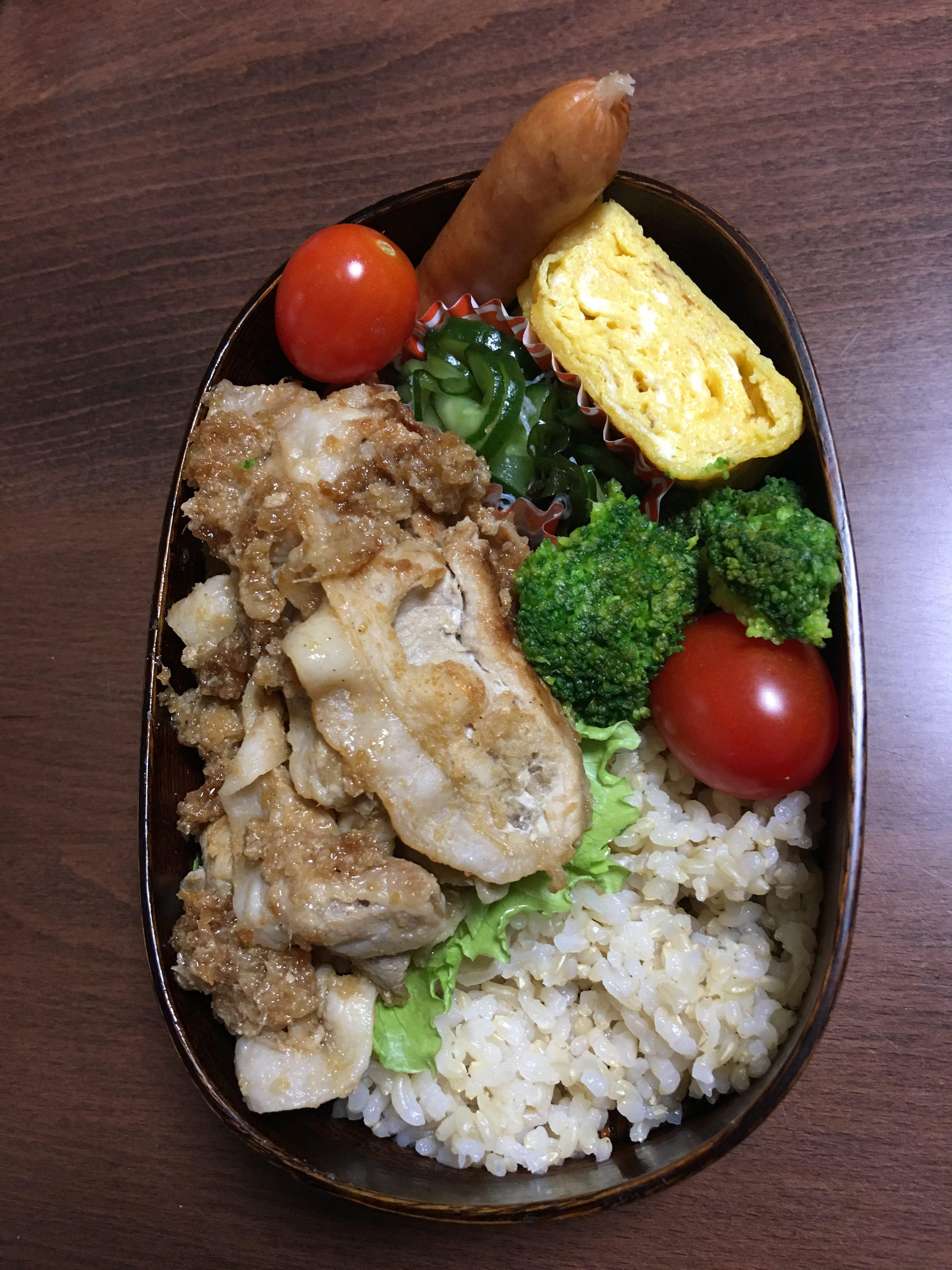 玄米/ウェスモンゴメリー
