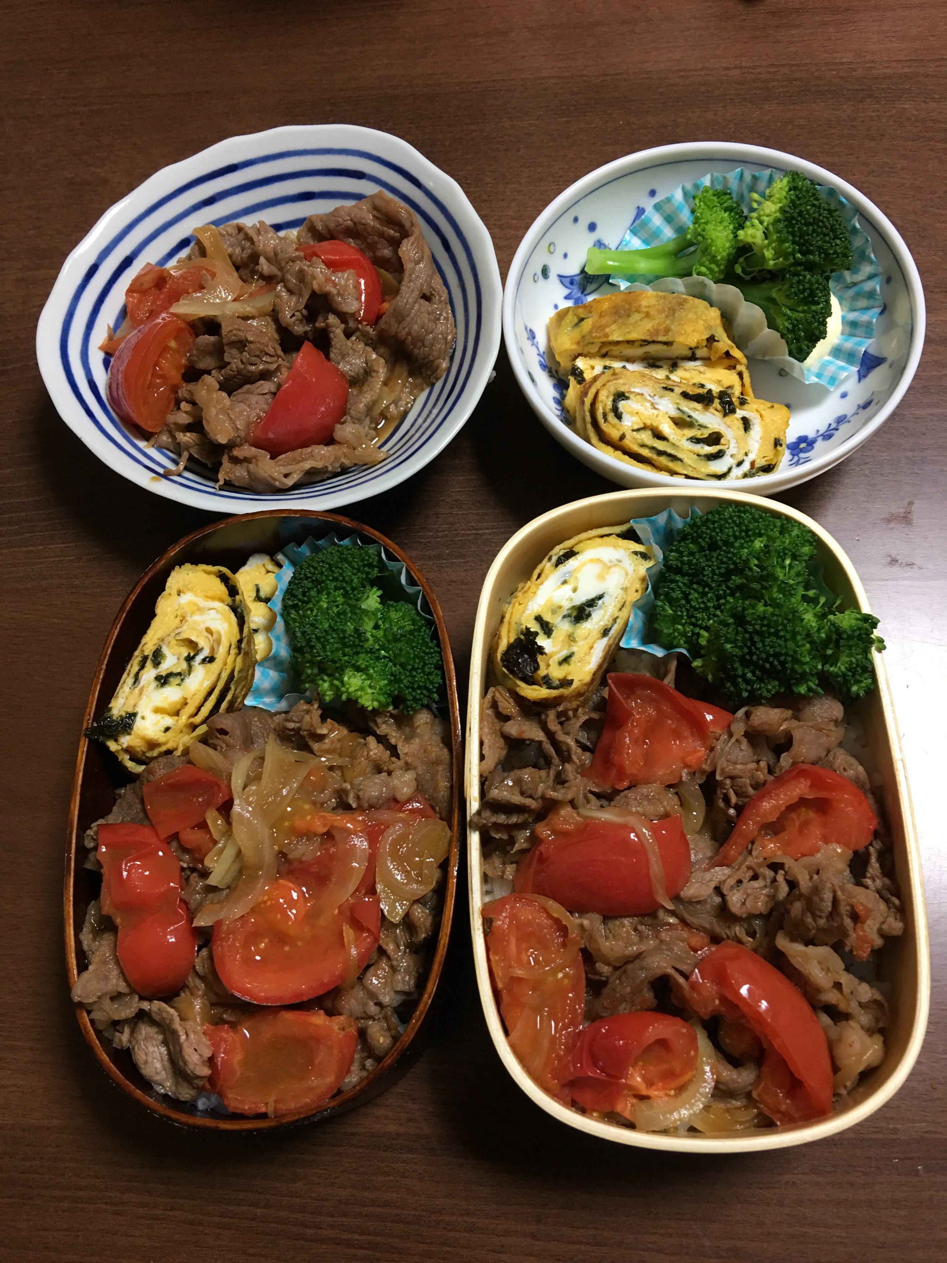 トマト牛丼/ブッカーリトル