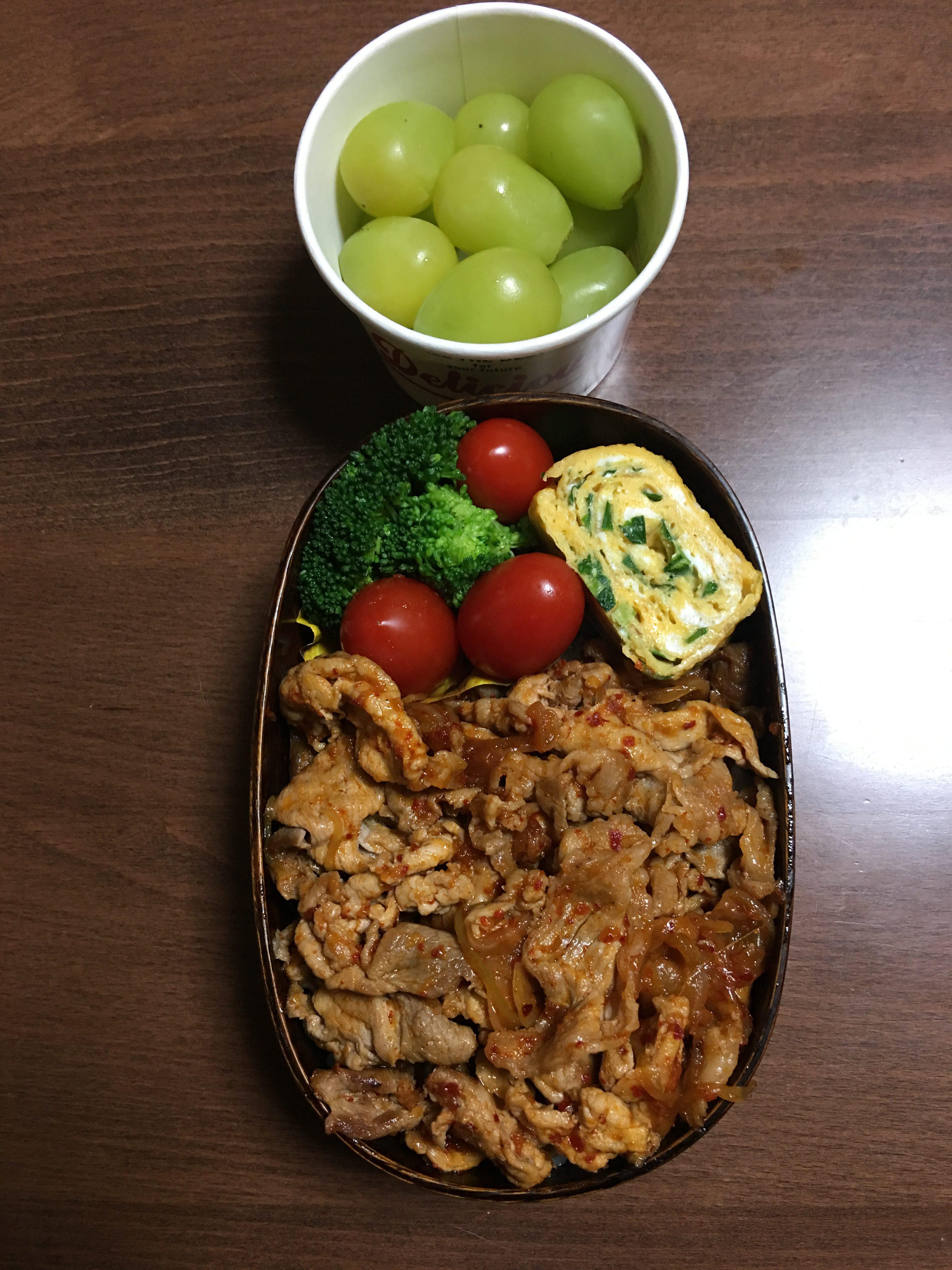 豚焼き肉丼/アートペッパー