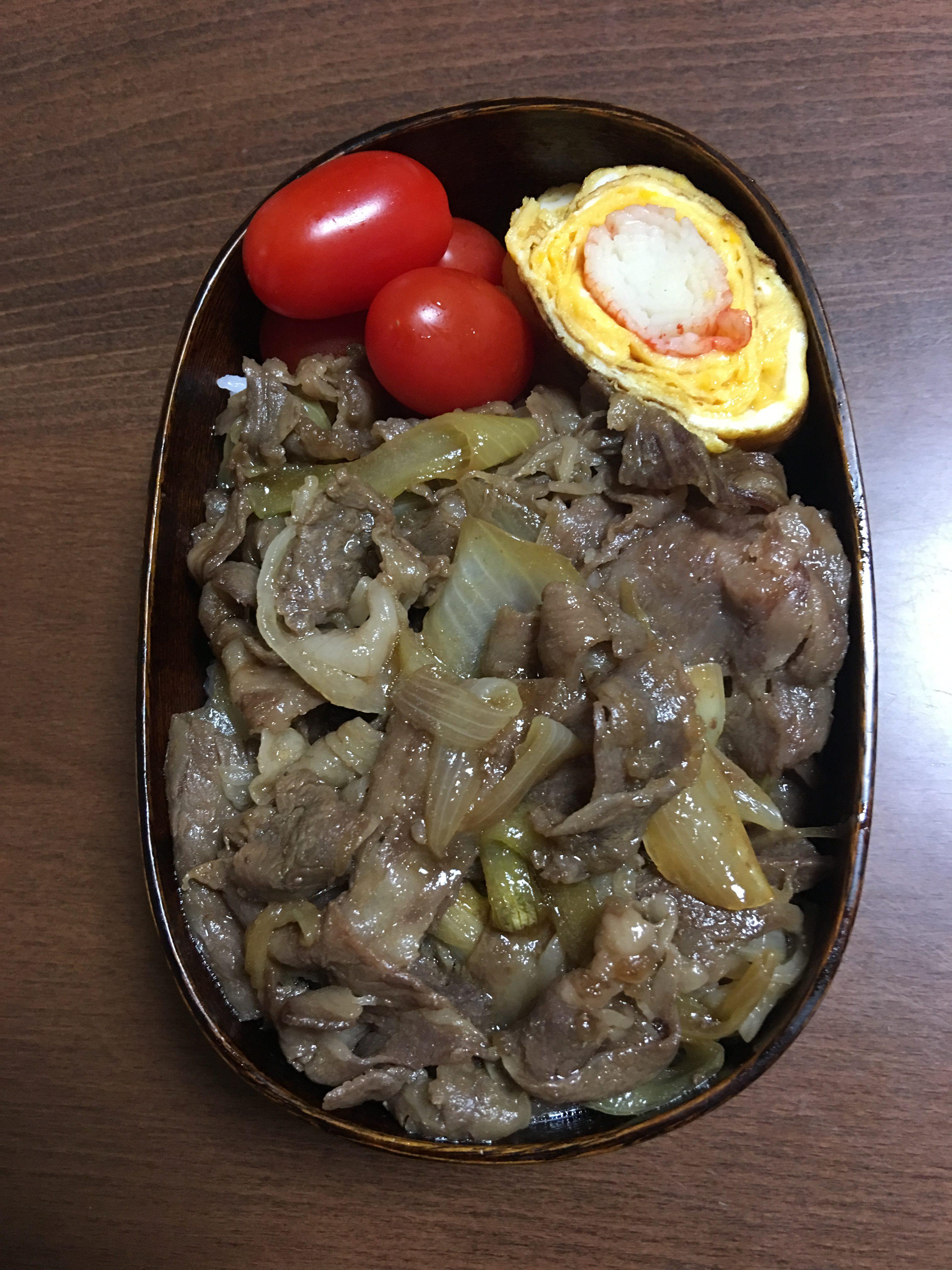 宮沢家の牛丼/ミシェル・ベロフ