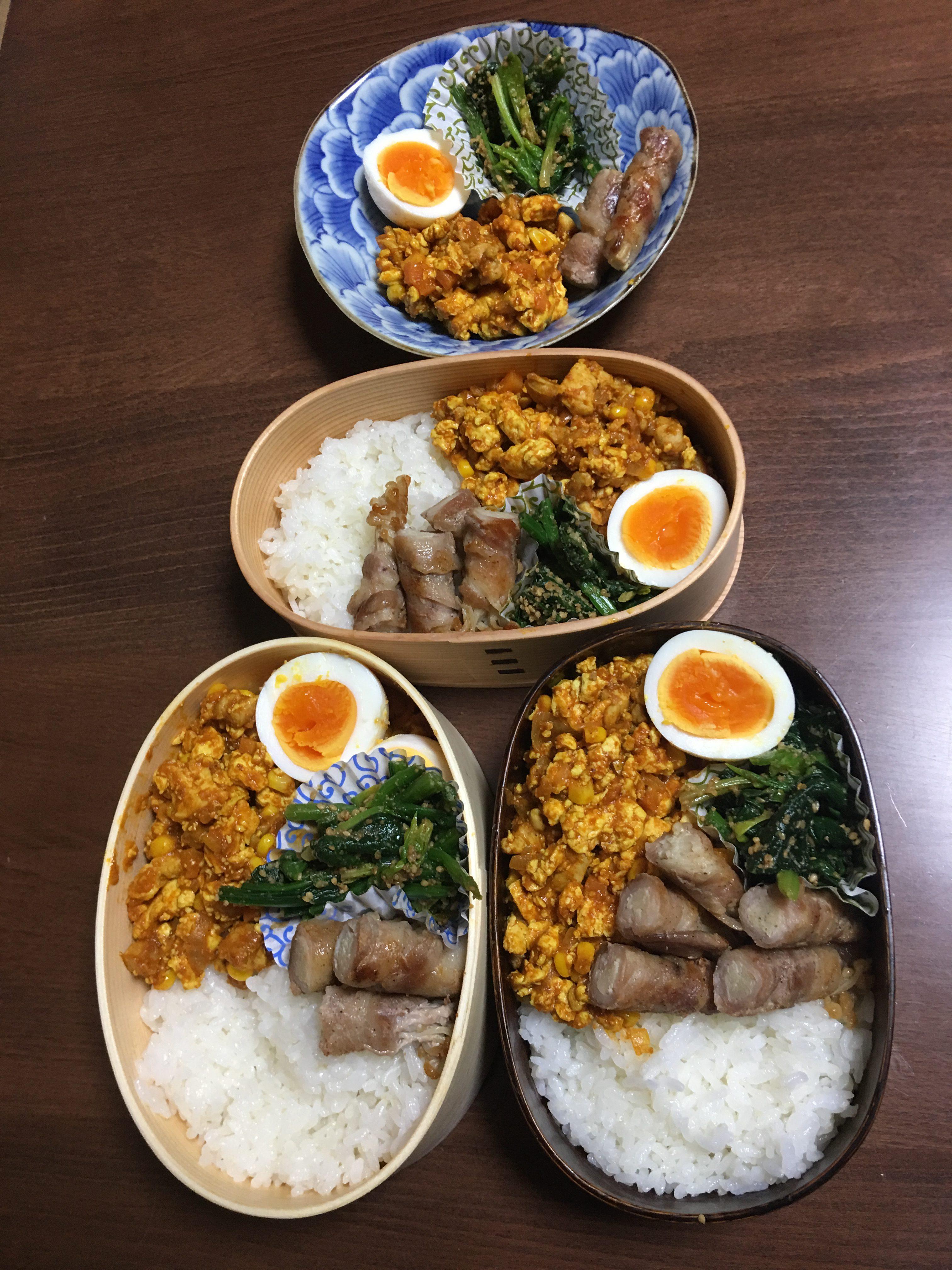豆腐カレー/トミーフラナガントリオ