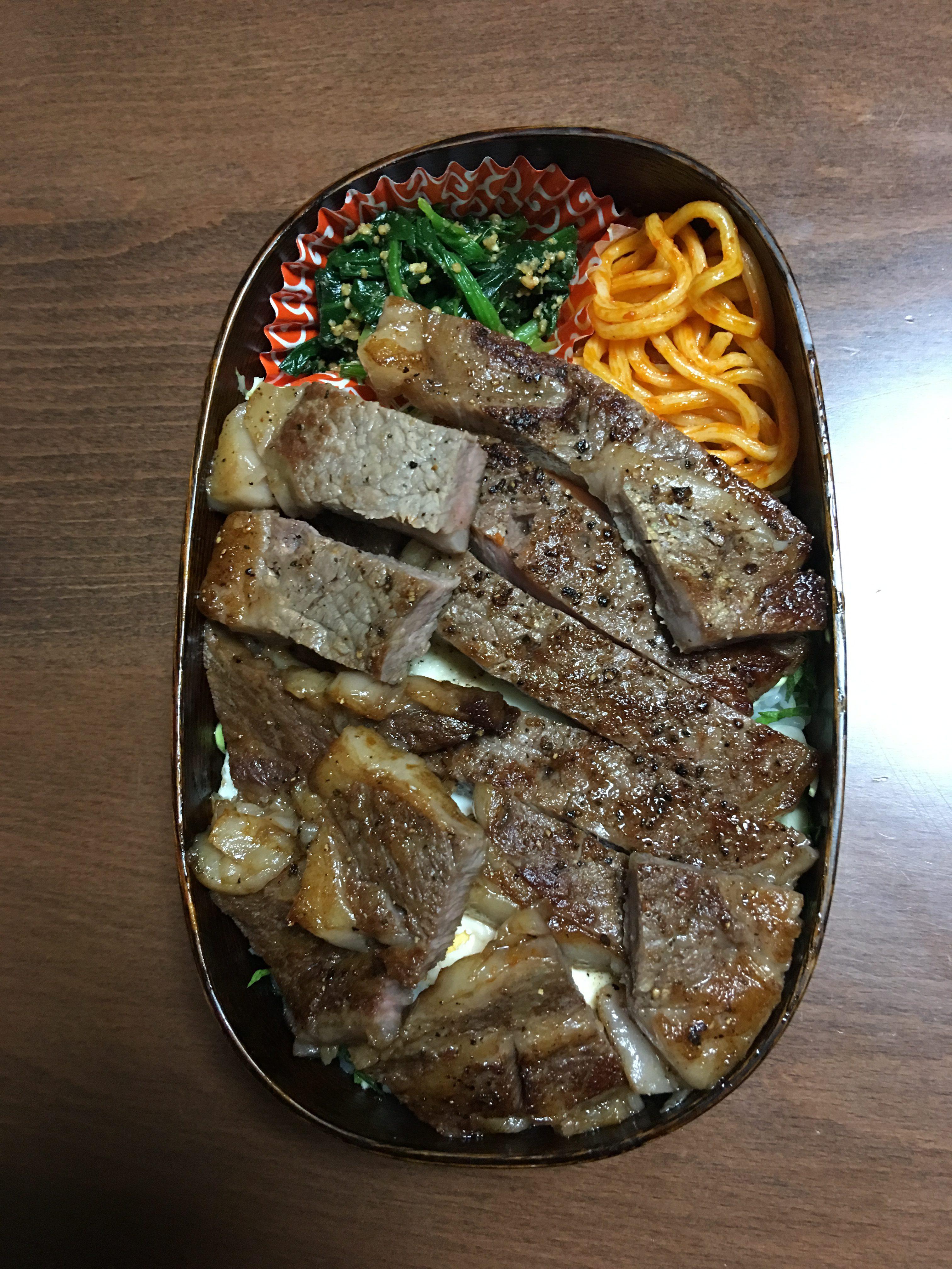 和牛・銀シャリ・牡蠣醤油