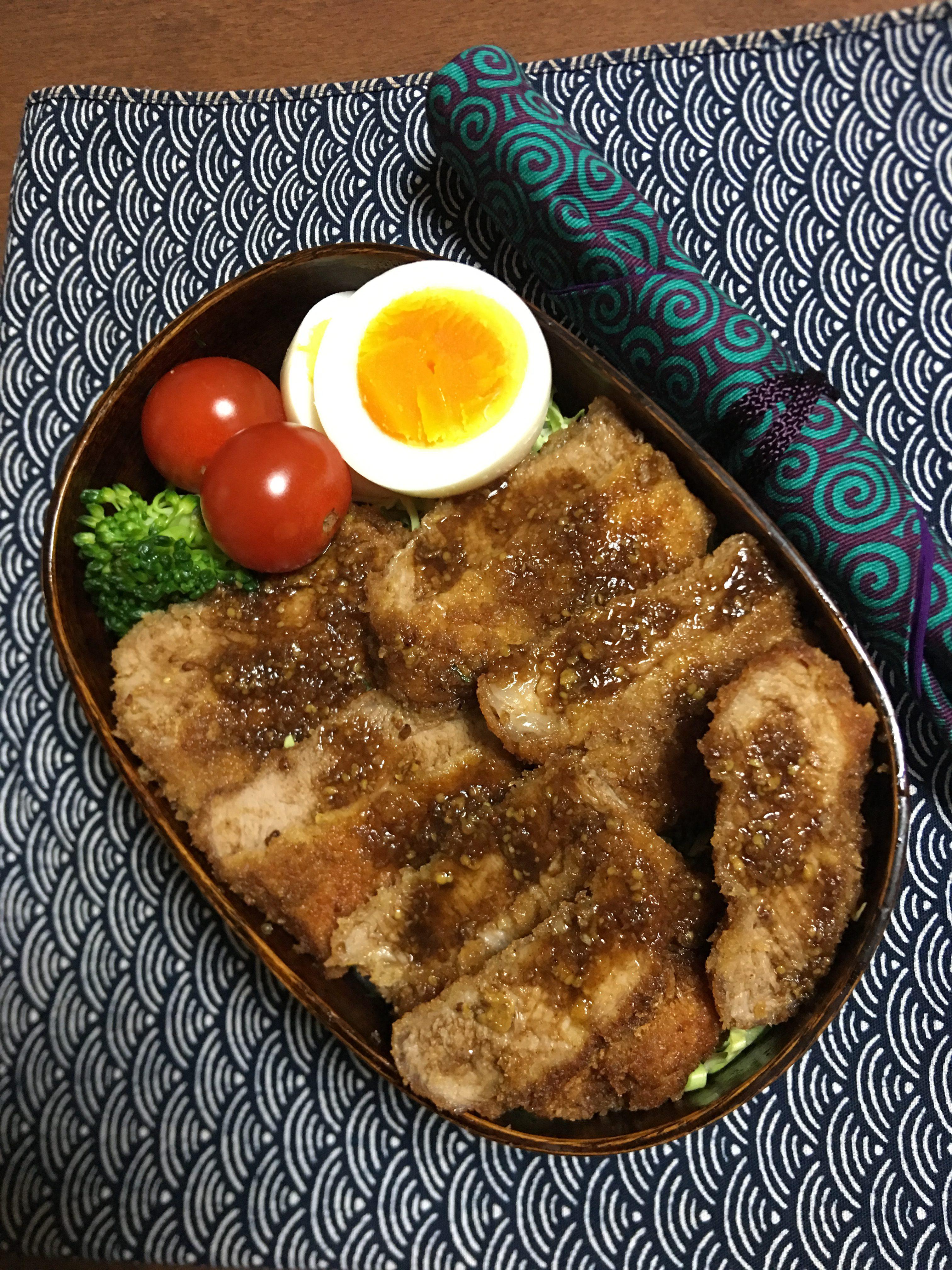 ソースかつ丼/ケニードーハム