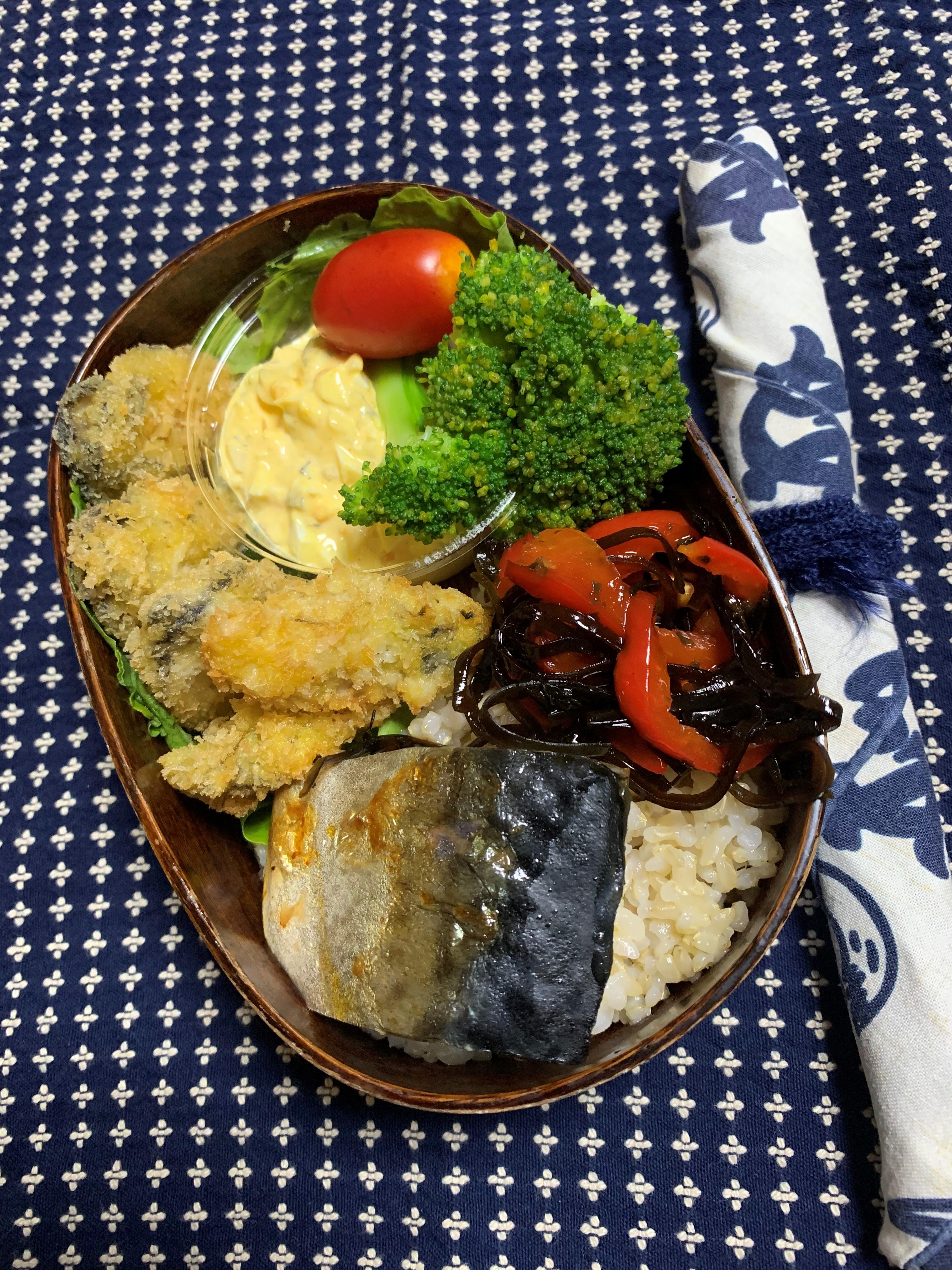 牡蠣/ゴールデン・シニア・トリオ/母校