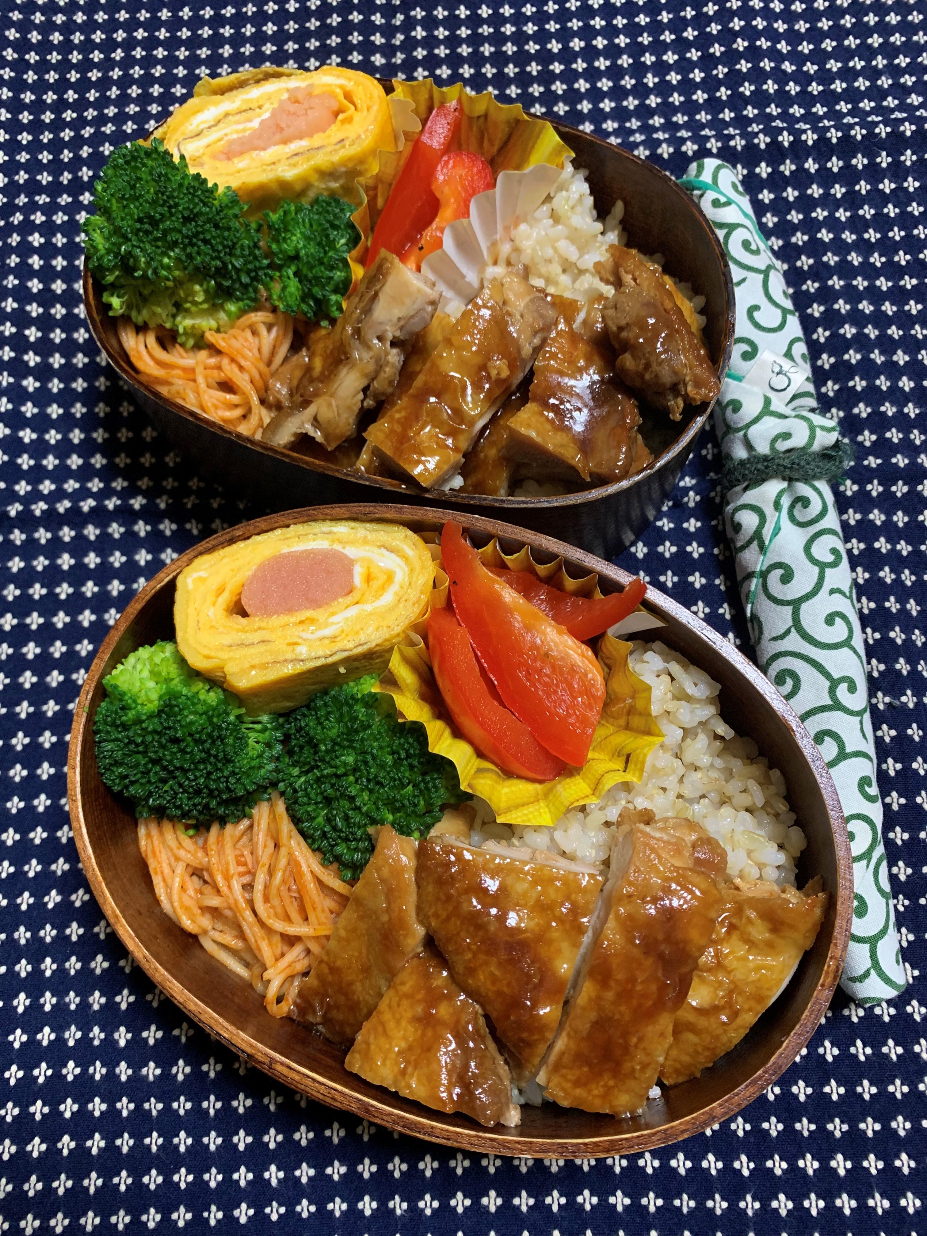 鶏の照焼き/ウォルタービショップJr